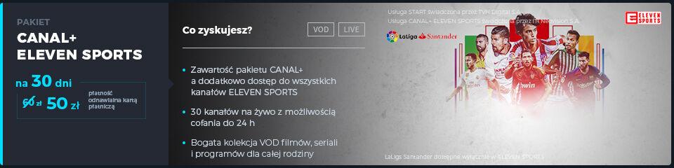 Pakiet_CANAL_ELEVENSPORT